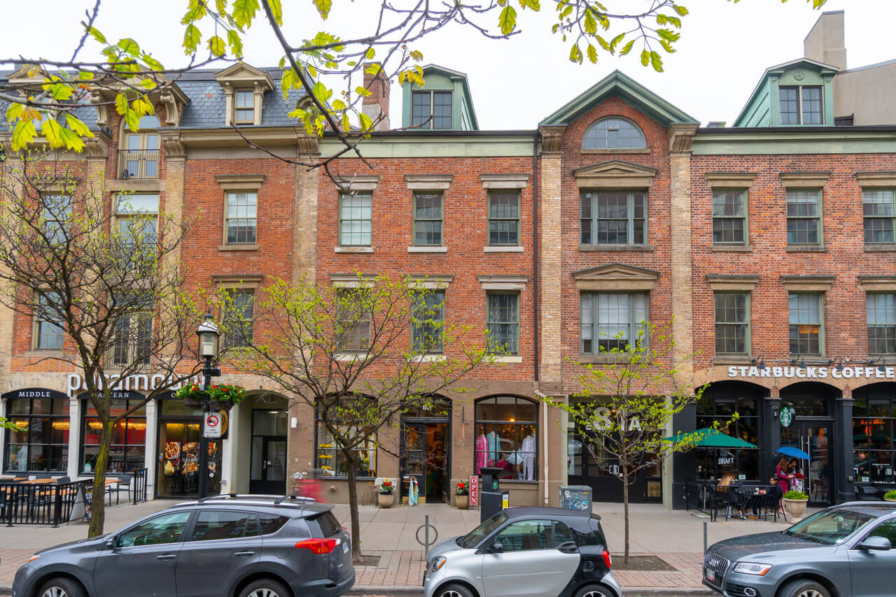 81A Front Street East, Suite #205